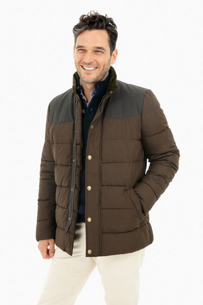 stevenson quilted jacket