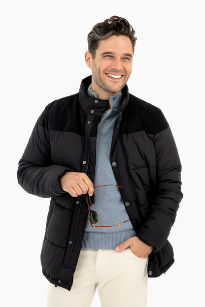 spean quilted jacket