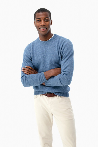 Giles Crew Neck Sweater