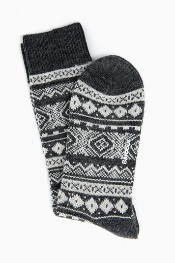 onso fairisle socks