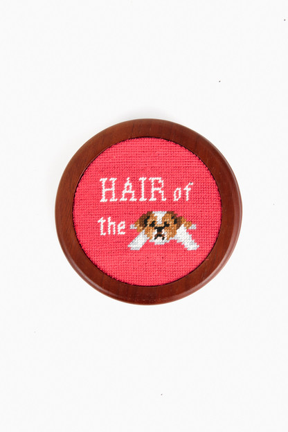 tuckernuck hair of the dog coaster