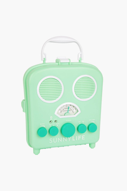 beach sounds speaker and radio