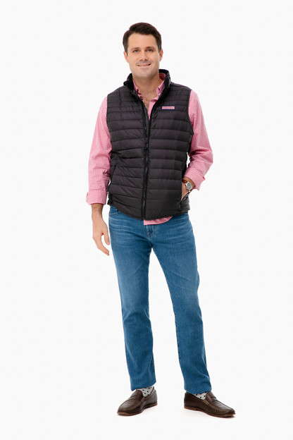 down mountain weekend vest