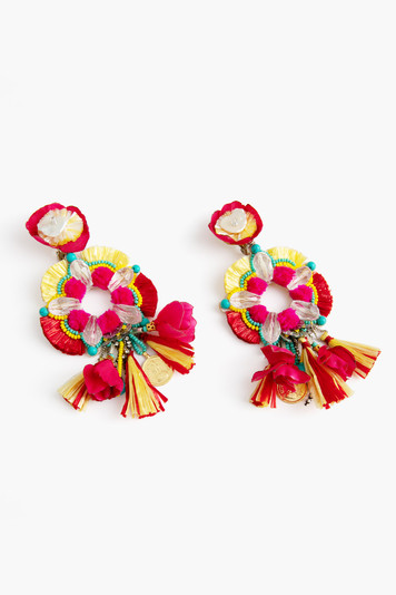 rosa earrings