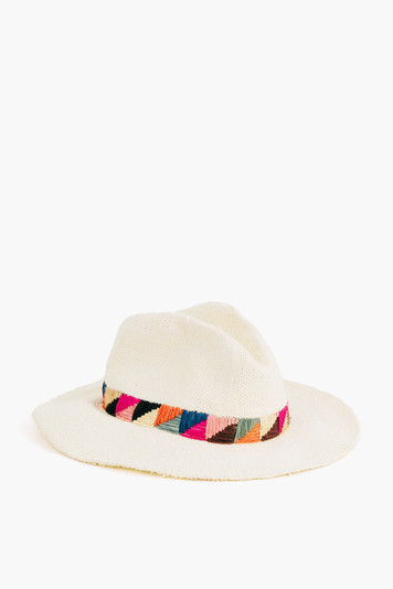 hayes embroidered hat