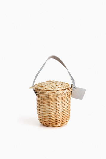 mini birkin basket