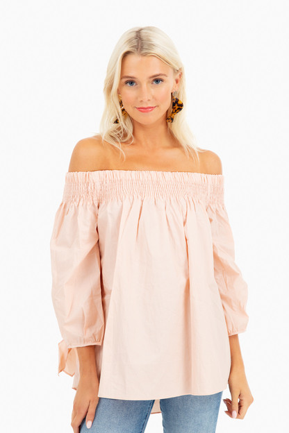 Inslee Off the Shoulder Top