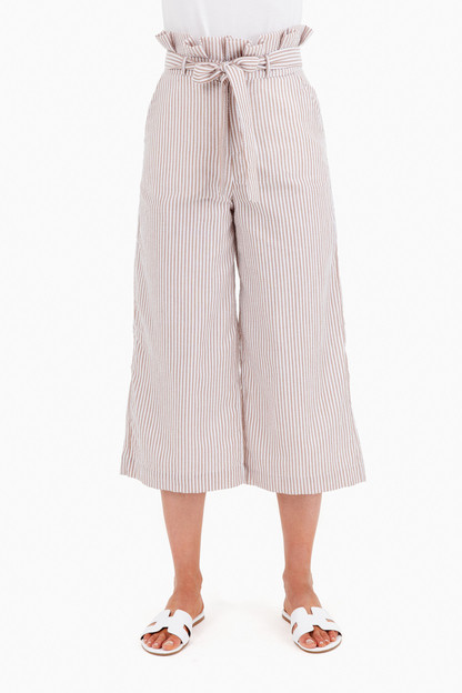 cameron pleated pants