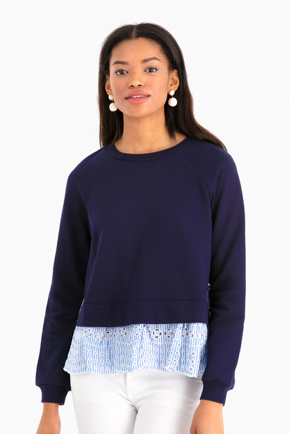 Olivia Fashion Sweatshirt Take an extra 30% off with code: HOORAY
