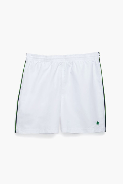 kids' double piped shorts