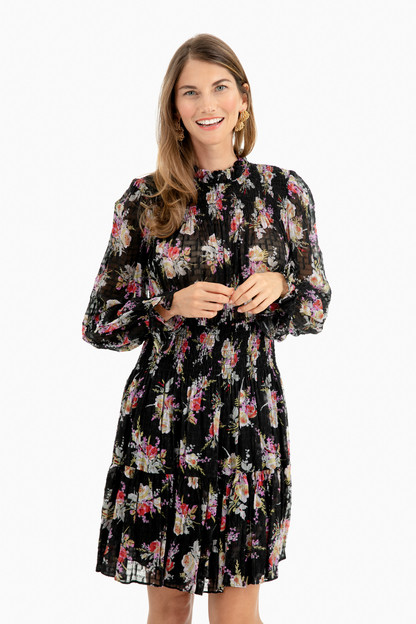 Bouquet Smock Dress Take an extra 30% off with code: HOORAY