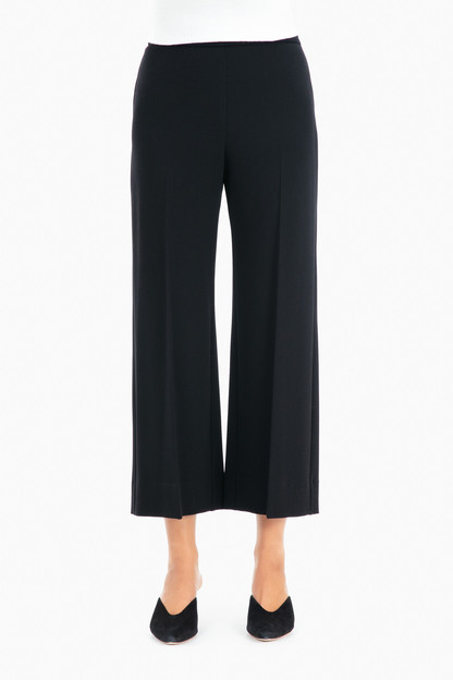 Crepe Crop Pant Take an extra 30% off with code: HOORAY