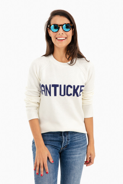 Nantucket Crewneck Sweater