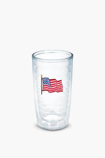american flag tumblers (set of 4)
