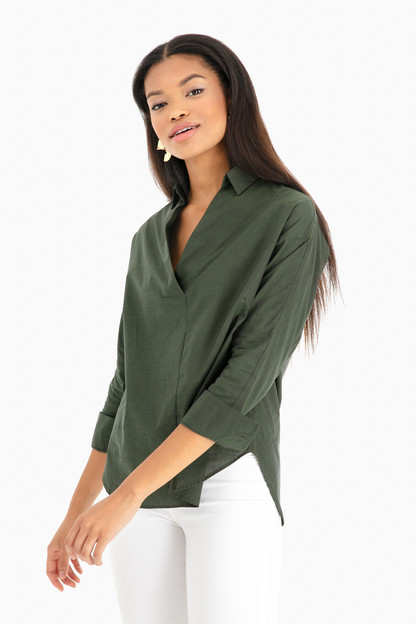 Hockney Popover Shirt Take an extra 30% off with code: HOORAY