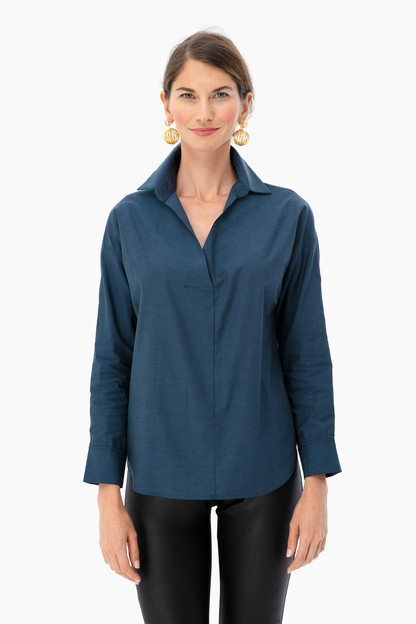 hockney popover shirt