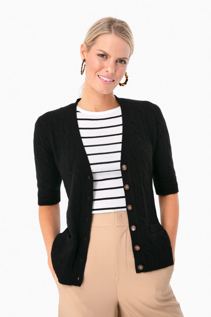 Calvert Cashmere Cardigan Take an extra 30% off with code: HOORAY