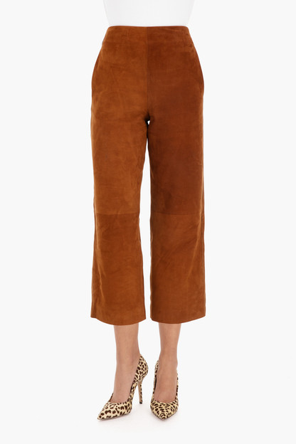 Suede Culotte Take an extra 30% off with code: HOORAY