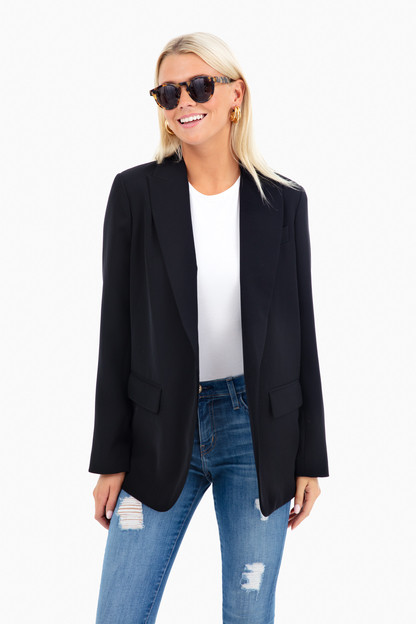 Boyfriend Blazer Take an extra 30% off with code: HOORAY