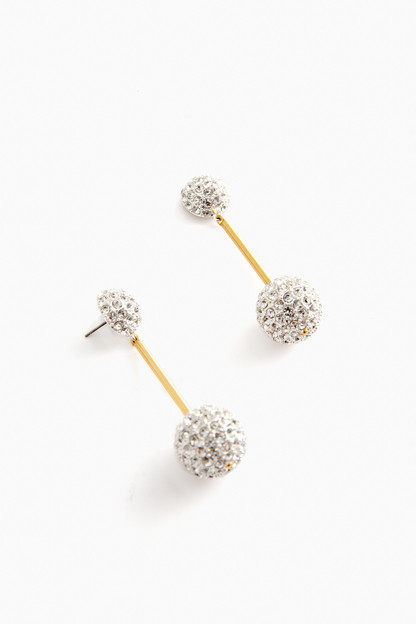 allium earrings