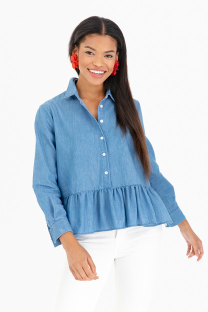 Charley Popover Take an extra 30% off with code: HOORAY
