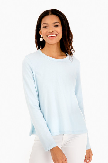 millie long sleeve tee