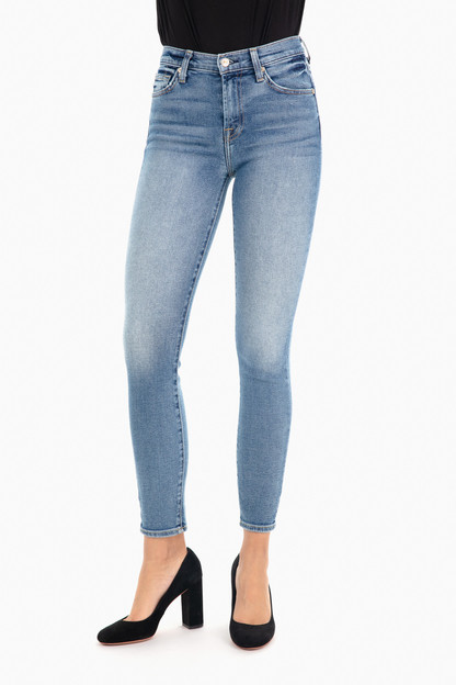 Muse High Waist Ankle Skinny Jeans