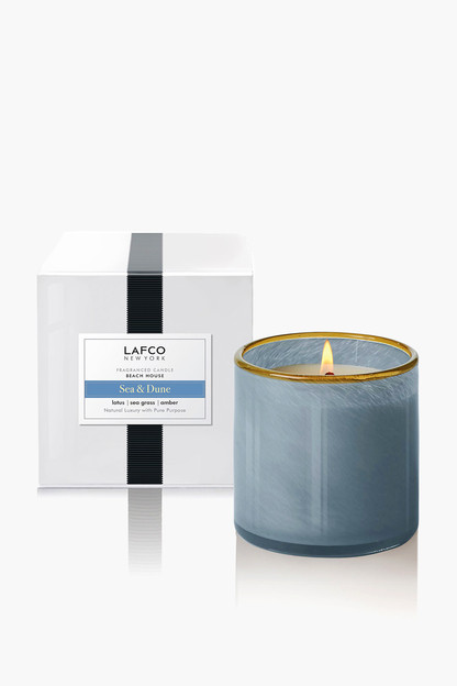 sea and dune signature candle