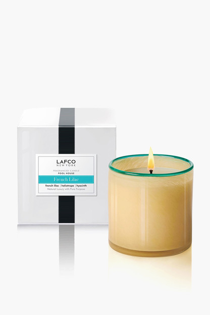 french lilac signature candle