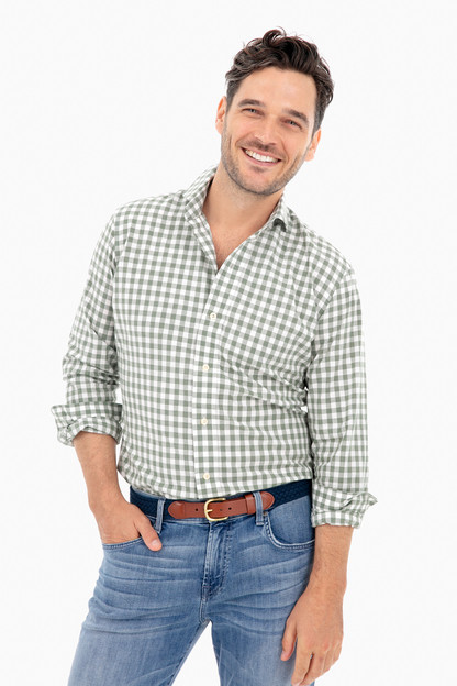 Currier Button Down