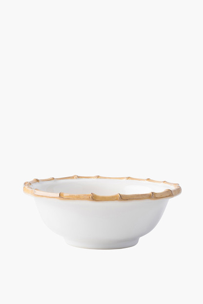 classic bamboo bowl