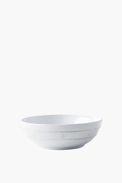 Berry and Thread Melamine Coupe Bowl