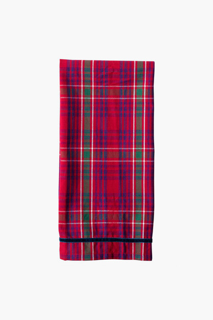 tartan tea towels (set of 4)