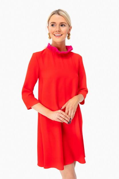 Color Block Daphne Dress