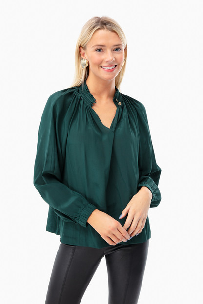Forest Arden Blouse