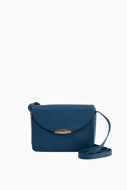 Smooth Navy Crossbody This item ships directly from the vendor within 5 business days.