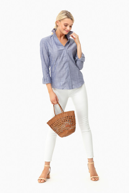 denim does the country club signature shirt