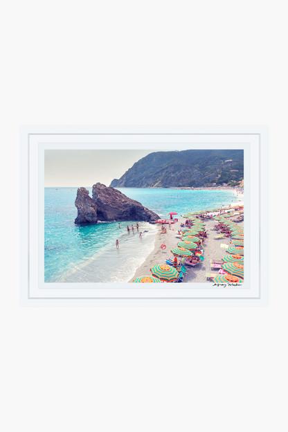 monterosso beach in cinque terre