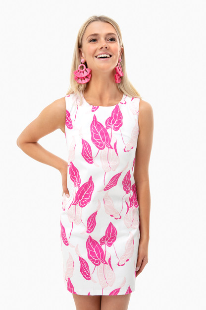Sugar Caladium Margot Dress