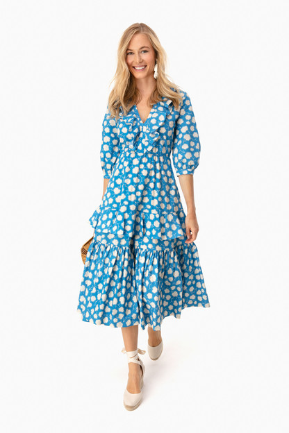 blue sierra dress