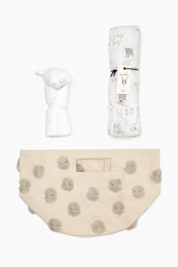 baby lamb gift bundle
