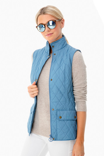 blue heaven otterburn gilet
