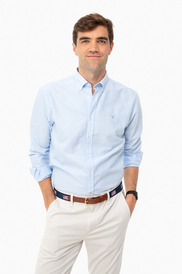 oxford tailored shirt