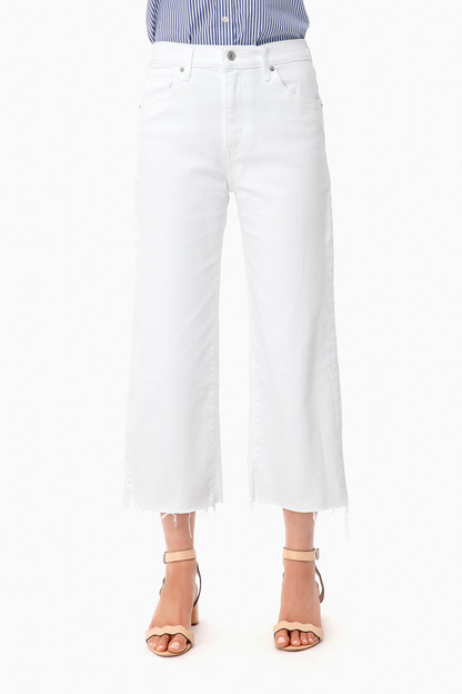 static noise mile high wide leg jean