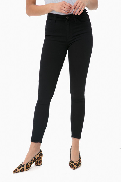 black bridge jeans