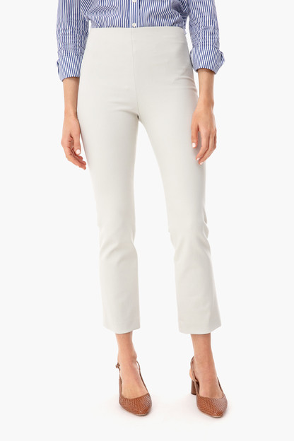 gesso crop flare pant