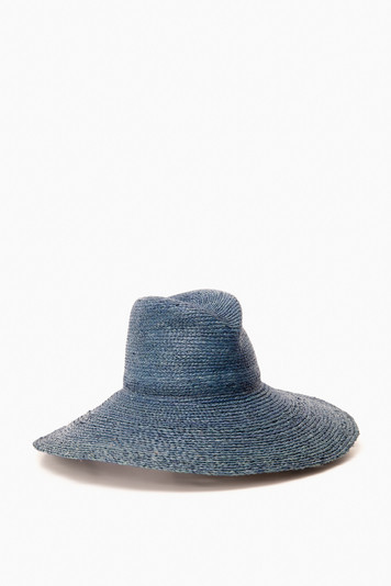 navy rolling tobacco hat