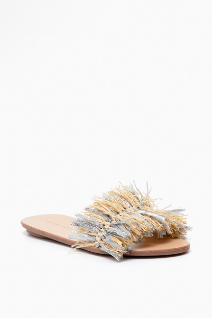 Natural Raffia Plank Slides
