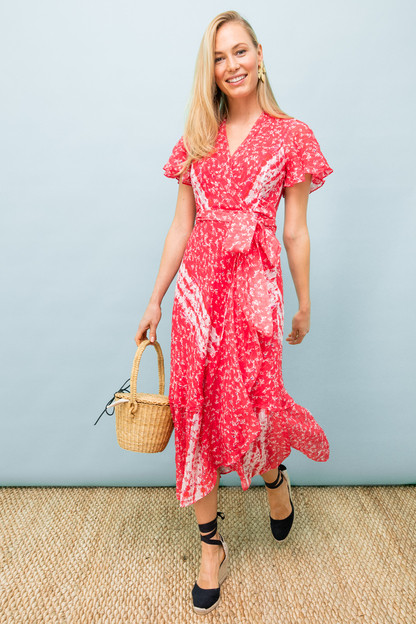 guava blaire dress