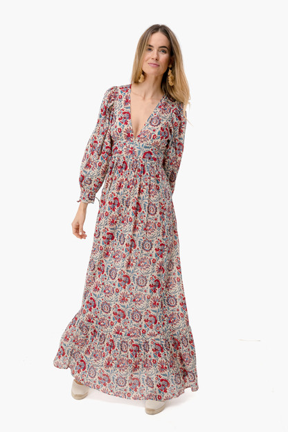 betsie long dress